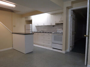 2 bedroom basement apartment for rent in Thornhil (Gailcrest Ci