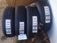 Brand new never used tires 215/70/r15