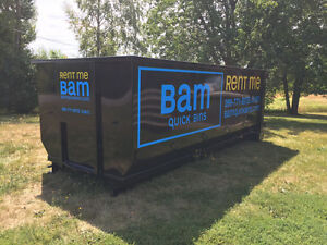 Bam Quick Bins Peterborough Peterborough Area image 2