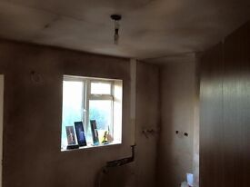 Plasterer with 15yrs experience 07920058746