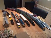 Large Hornby Trainset