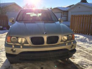 2003 BMW X5-FULLY LOADED FOR SALE