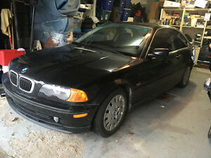 2001 BMW 3-Series 325ci Coupe (2 door)