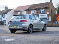 2017 Volkswagen Golf 1.4 TSI SE NAV DSG (S/S) 5DR COLLISION WARNING   FROM 6