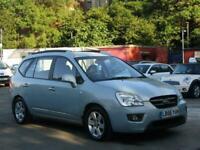 2007 Kia Carens LS CRDI 5-Door Auto MPV Diesel Automatic