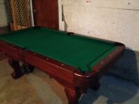 Pool table and Ping pong 100$
