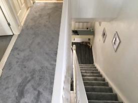 Carpet, Vinyl, Laminate Supply and fit.