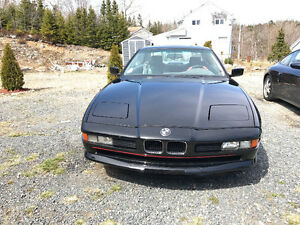 1995 BMW 8-Series Coupe (2 door)