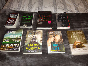 For Sale Recent Bestsellers !!!!