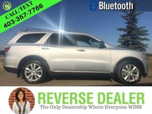 2012 Dodge Durango Crew AWD, 7 Passenger, Leather, Back Up Cam