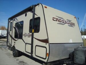 2012 R-Vision Crossover 189QB Off-season Special only $9980!!!