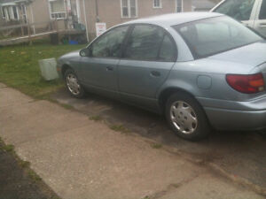 2001 Saturn S-Series selling certified and e tested Sedan