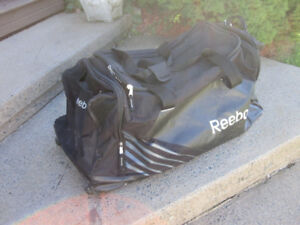 Senior Large Hockey Bag (Reebok) with Wheels