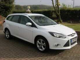 FORD FOCUS 1.6 TDi ECOnetic ZETEC [99G] 5DR 2013 63