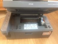 Epsom stylus printer and scanner