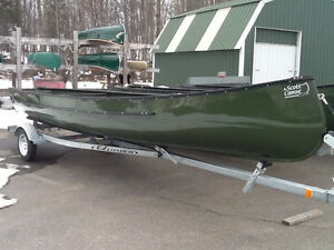 ***UPDATED JULY 4/17 Scott Freighter Canoe Sales and Rental****