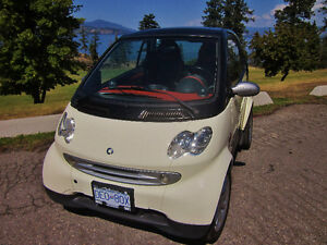 2005 Smart Fortwo Passion Coupe (price drop!)