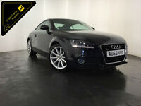 2013 63 AUDI TT SPORT TDI QUATTRO AUTOMATIC 4WD 1 OWNER FROM NEW FINANCE PX