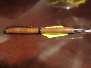 Handcrafted Wood Pens