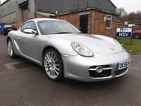 56 Porsche Cayman 2.7 2007. Stunning condition.