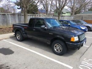 2003 ford ranger great shape just got a new car only reason I'm