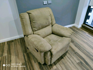 Foot support single seat sofa for sale free delivery