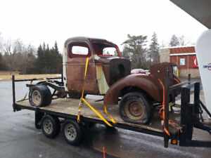 1940 CHEVROLET PICKUP PROJECT