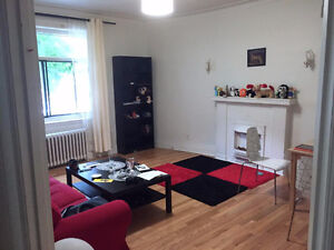 2 BR apartment NDG sublet prime location Aug 1st