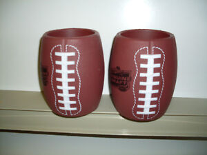 Miller Genuine Draft Football Jersey Shaped Bottle/Can Cozy's 2