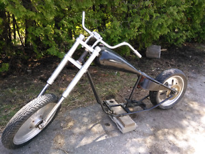 Custom chopper roller