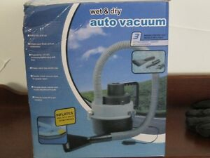 automotive vacuum wet /dry