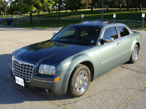 For trades. Chrysler 300 fully loaded, Touring luxury edition
