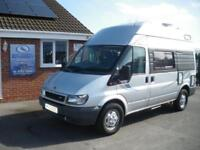 2005 Ford Auto-Sleepers Duetto Motorhome 2.0 T/Diesel PAS