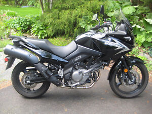 2010 DL650 V-Strom with ABS