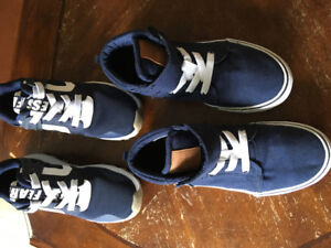 Brand new boys sneakers size 1 and 1&1/2