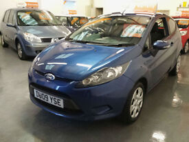 2009 FORD FIESTA 1.2cc STYLE +, LOW INSURANCE - 12 mths M.O.T