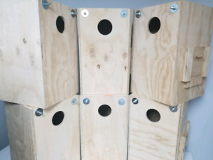 New Breeding Nestboxes