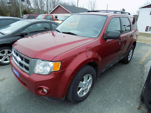 2012 Ford Escape 2WD $ 4,600.00 TAX INCLUDED 727-5344