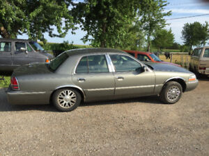 2004 Grand Marquis