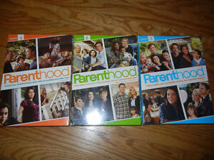 Parenthood- Seasons 1, 2 & 3
