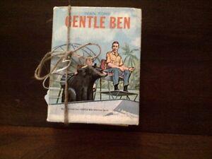 VINTAGE BOOK-GENTLE BEN-1969 Edmonton Edmonton Area image 1