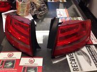 Audi a4 b8 rear light