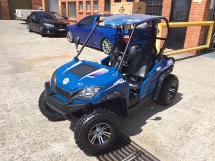 Crossfire gt 200 utv atv buggy  Jamisontown Penrith Area Preview