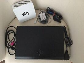 SkyHD box & broadband hub - FOR SALE