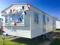 Static Caravan Clacton-on-Sea Essex 2 Bedrooms 6 Berth Delta Santana 2007 St