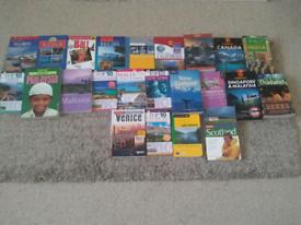 Job lot travel book's