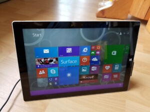 Surface Pro 3 Core i5, Storages 256Gb, Ram 8Gb, perfect condion