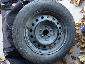 Winter tires Peterborough Peterborough Area image 1