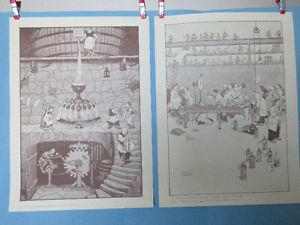 W. Heath Robinson prints