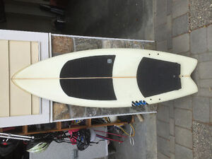 Ronix 167cmx55cm surf wakeboard